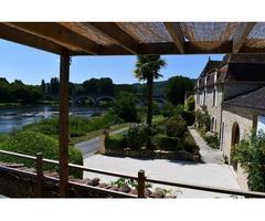 Location Maison De Vacances Dordogne - Moonriver-sur-dordogne