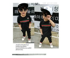 hot sale new fashion spring autumn brand kids suits baby boys & girls tracksuits kids tracksuits