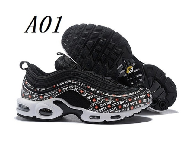 Off new 97 TN Plus Classic white Mens Designer Running chaussures Top Quality 97 Just do it sty | free-classifieds-usa.com