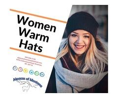 Women Warm Hats - Alpacasofmontana