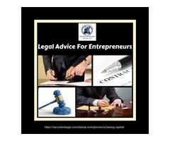 Legal Advice For Entrepreneurs
