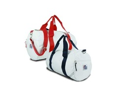 Stylish Newport Sailor Duffel Bags for Sports & Travel.!