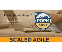 Product manager Product Owner Certification  | Scaled Agile