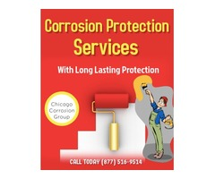 Get Complete Corrosion Protection Services with Long Lasting Solutions