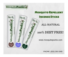 Buy Mosquito Repellent Incense Aroma Sticks