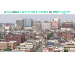 Addiction Treatment Centers in Wilmington