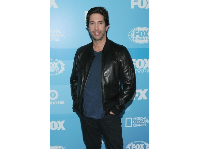 David Schwimmer American Crime Story Black Real Sheep Skin Leather Jacket | free-classifieds-usa.com