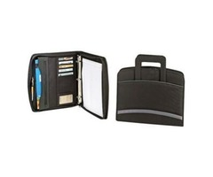 Buy Personalized Leather Portfolio, Personalized Leather Padfolio & Monogrammed Leather Portfoli