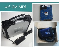 MDI Diagnostic Scanner Tool with Soft-ware GDS2 TECH2 Installed in CF-30 laptop. Ready To Work