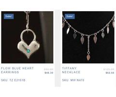 Buy Exclusive Handmade Israeli Jewelry Online At Wholesale Cost - ZVU Artisan Jewelry