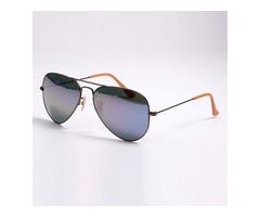 Mirror Sunglasses Brand Summer Sunglasses Men Women UV Protect Designer 58MM Authentic Sunglasses Or