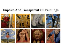 Imposto and Transparent Oil Painting