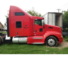 2012 Kenworth T-660