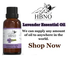 Get Bulk Lavender Essential Oil Wholesale at an Affordable Price