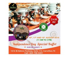 Independence day Buffet | Buffet Offers | Buffet