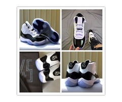 Number 45 23 Concord Space Jam Basketball Shoes Win Like 82 96 Gym red Chicago Midnight