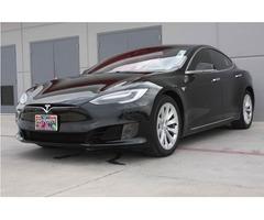 Find Used Tesla Model S Near Arlington in TX