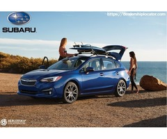 See Your Local Subaru Dealers using Dealership locator‎
