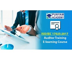 ISO/IEC 17025 Lead Auditor – E-learning Course