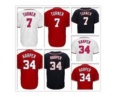 Baseball Jerseys stitched Logos Free Shipping
