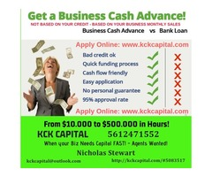MERCHANT CASH ADVANCE FUNDING MADE EASY