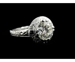 Buy Antique Diamond Ring
