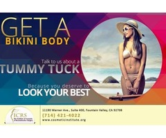 Top Rated Plastic Surgeon in Orange County - For Tummy Tuck