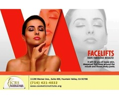 Plastic Surgeon Orange County Facelift Procedure