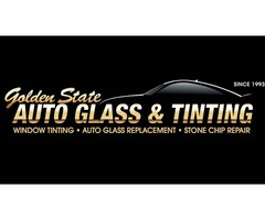 Auto Glass Replacement | Stone Chip Repair - Golden State Auto Glass & Tinting