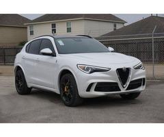 2018 Alfa Romeo Stelvio Quadrifolio | Used Cars Online