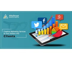 Contact For Professionals Financial Web marketing Services | AltaStreet
