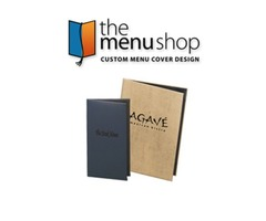 Best-Quality Padded Menu Covers for Restaurant | The Menu Shop