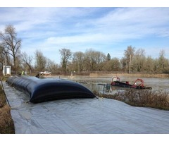 Use of Geotextile Tube