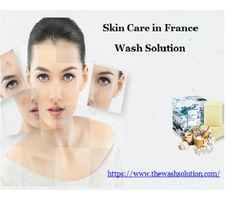 Natural ingredients Healthy Skin Care in France