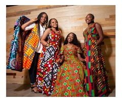 Buy African clothing for women