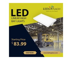 Buy Linear High Bay Lights with Rebate Eligible