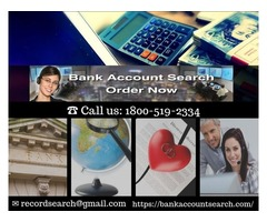 New Techniques for Finding Bank Account Search by Name