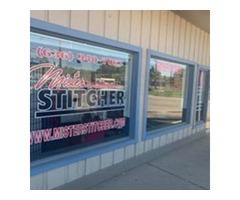 Mister Stitcher - Uniform/Logo Embroidery Specialists