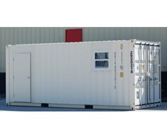 Temporary storage containers for rent