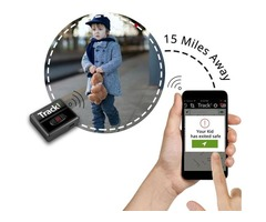 Tracki 2019 Model Mini Real-time GPS Tracker - For Cars, Kids, Pet, Drone, Vehicle Spy
