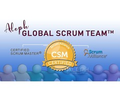 Scrum Master Certification (CSM) Certification Course- Aleph Technologies