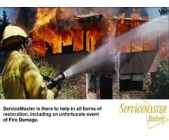 Where can I find a professional Fire Damage Service Company in Pompano Beach?