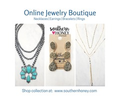 Buy Fascinating Jewelry at Online Jewelry Boutique by Southern Honey