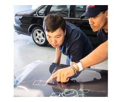 Car Body Repair Shop