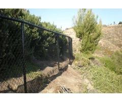 Chain Link Enclosures in Anaheim