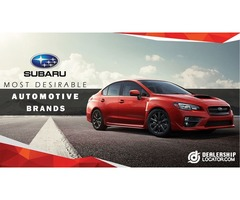Brilliance Subaru dealer in Elgin