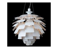 50CM Poul Henningsen PH Artichoke Ceiling Pendant Lamp Hanging Light European Modern Style Aluminum