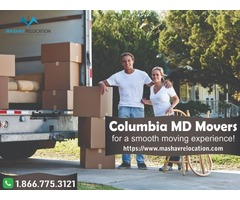 Columbia MD Movers