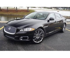 2013 Jaguar XJ XJL Ultimate