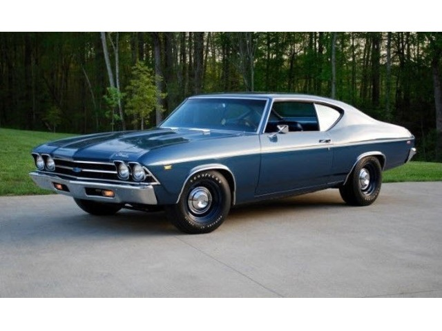 1969 Chevrolet Chevelle COPO | free-classifieds-usa.com